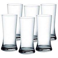 Ocean Glasses- Ocean Tango Hi Ball Tumblers - Set Of 6 Glasses - 425 Ml Each - 74209126