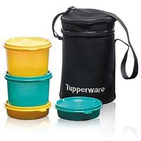 TUPPERWARE-EXECUTIVE-LUNCH-BOX-WITH-INSULATED-BAG   - FREE
