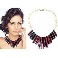Arum Designer    Multicolour  Necklace