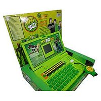 ENGLISH LEARNER 20 ACTIVITY LAPTOP MOUSE GIFT FOR KIDS BABY CHILDREN TOY BEN10