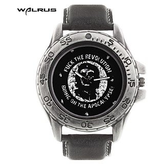 Laurels Walrus Bro-Hood Series Men's Analog Watch