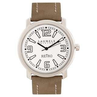 Laurels Original Retro Men's Analog Watch(Lo-Ret-101)