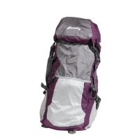 Bendly Purple Foldable Outdoor Backpack