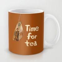 Astrode Time For Tea Coffee Mug