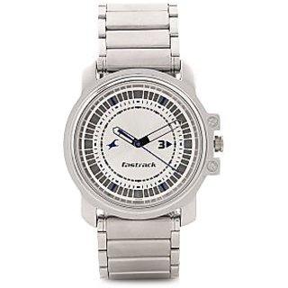 Fastrack 3039SM03 Upgrades Analog Watch  - For Men