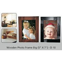 Wooden Photo Frame Big (5x7) - 74319372