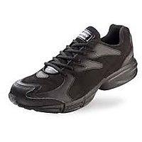 Sparx Men's Black Sport Shoes