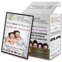 Rapid Touch Instant Hair Color Shampoo Pack Of 10 Sachets