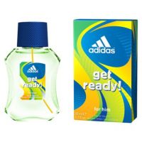 New Adidas Get Ready For Him 100ml. Perfume
