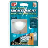 Indoor & Outdoor Light Mighty Light Motion & Light Sensor Activated Led Light
