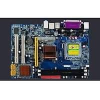 Intel Core 2 Due 1.8 + G41 MotherBoard + LT CPU Fan + 2GB DDR3 RAM Bundle - 74396906