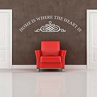 DeStudio Home Is Where The Heart Is One Size (45cms X 60cms)