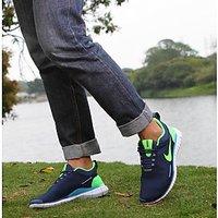 Imported Free OG Breathe Dark Blue Imported Sports Shoes