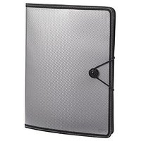 Trio C200 Conference File With Pad A4 (Set Of 2, Grey)