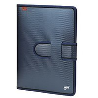 Trio C450 Conference Italiano File With Pad A4 (Set Of 2, Blue)
