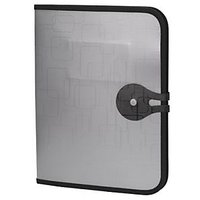 Trio C600A Conference Stylish File With Pad A4 (Set Of 2, Grey)