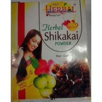 Herbal Beauty Care Herbal Shikakai Powder Hair Care 100 % Pure  ( Set Of 4 Pc )