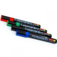 Camlin Permanent Permanent Markers (Set Of 10, Black) - 74634290