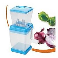 Onion Chopper & Vegetable Chopper - 74634928