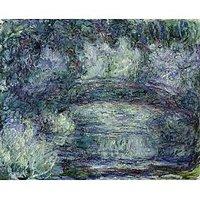 Pont Japonais Japanilainen Silta By Monet - Fine Art Print