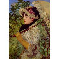 Jeanne By Edouard_Manet - Fine Art Print