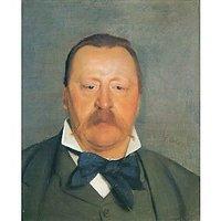 Portrait Of Alfred Delisle By Felix Vallotton - Fine Art Print
