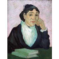 Portrait Of Madame Ginoux By Van Gogh - Fine Art Print