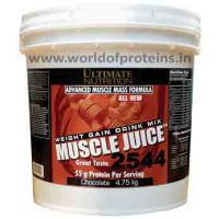 Ultimate Nutrition Muscle Juice 2544  10Lbs Chocolate - 74759110