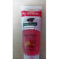 Pure Roots Fruit Face Wash 50 Ml Free 30% (50Ml+15Ml) Set Of 2 Pc