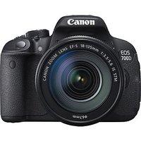 Canon EOS 700D SLR (18 - 135 Mm Kit)