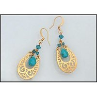 Women's Multicolour Earrings