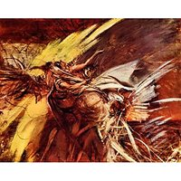 Angel By Giovanni Boldini - Fine Art Print