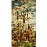 Palms And Oranges By Giovanni Boldini - Fine Art Print