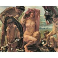 The Weapons Of Mars By Lovis Corinth - Fine Art Print