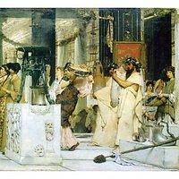 The Grape Harvest Festival, Detail [1] By Alma-Tadema - Fine Art Print