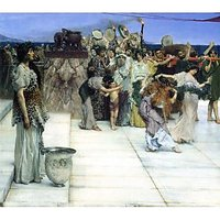 A Consecration Of Bacchus, Detail [1] By Alma-Tadema - Fine Art Print