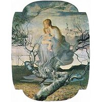 Life Angel [2] By Giovanni Segantini - Canvas Art Print