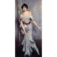 Mrs. Charles Max By Giovanni Boldini - Fine Art Print