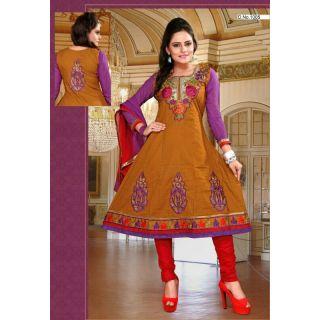 Cotton Long Salwar Suit