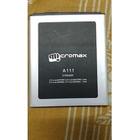 High Quality Battery For Micromax Canvas Doodle A111- 2100 MAh - 74872700