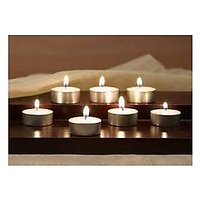 Lime Light T Light Candle Smokeless (Pack Of 50 Pcs)