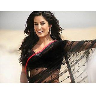Bollywood And Party Ware Katrina Kaif Saree
