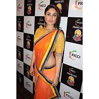 Kareena Kapoor Georgette  Bollywood Sarees