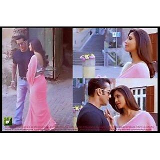 Bollywood Special Replica Saree Jai Ho Pink