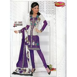 Hot Choice Casual Wear Unstitched Suit With Dupatta (D.N.187)