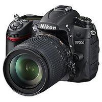 Nikon D7000 SLR (Black) With AF-S 18-105mm VR Kit Lens