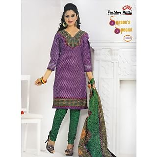 Season's Special Casual Wear Unstitched Suit With Dupatta (5023)