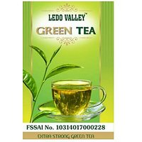 AW Ledo Valley GreenTea 100% Natural Tea (Reduce Fat In 1 Month - 1 Kg Pack )