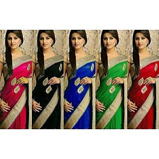 Bollywood Designer Sarees- Akshara Apple Green Saree