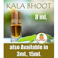 8ml Kala Bhoot / Boot 100% Pure Itra Attar For Long Lasting Fragrance Roll On